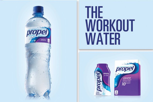 propel FREE Propel Workout Water at Kroger and Affiliate Stores!