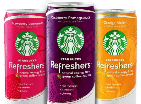 refreshers Starbucks Refreshers Only 50¢ at Walgreens!