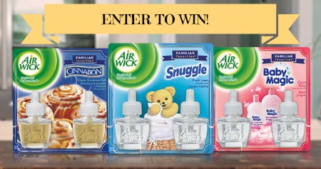 snuggle Air Wick Perfect Together Sweepstakes!