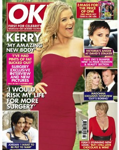 4386 1 GONE: FREE 1 Year Subscription to OK! Magazine!
