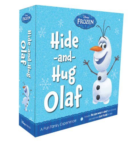 51Wz7H0NAEL Frozen Hide and Hug Olaf Only $14.57!!