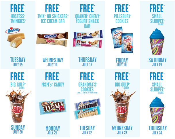 7 new FREE Grandmas Cookies at 7 Eleven! Plus, More Freebies!