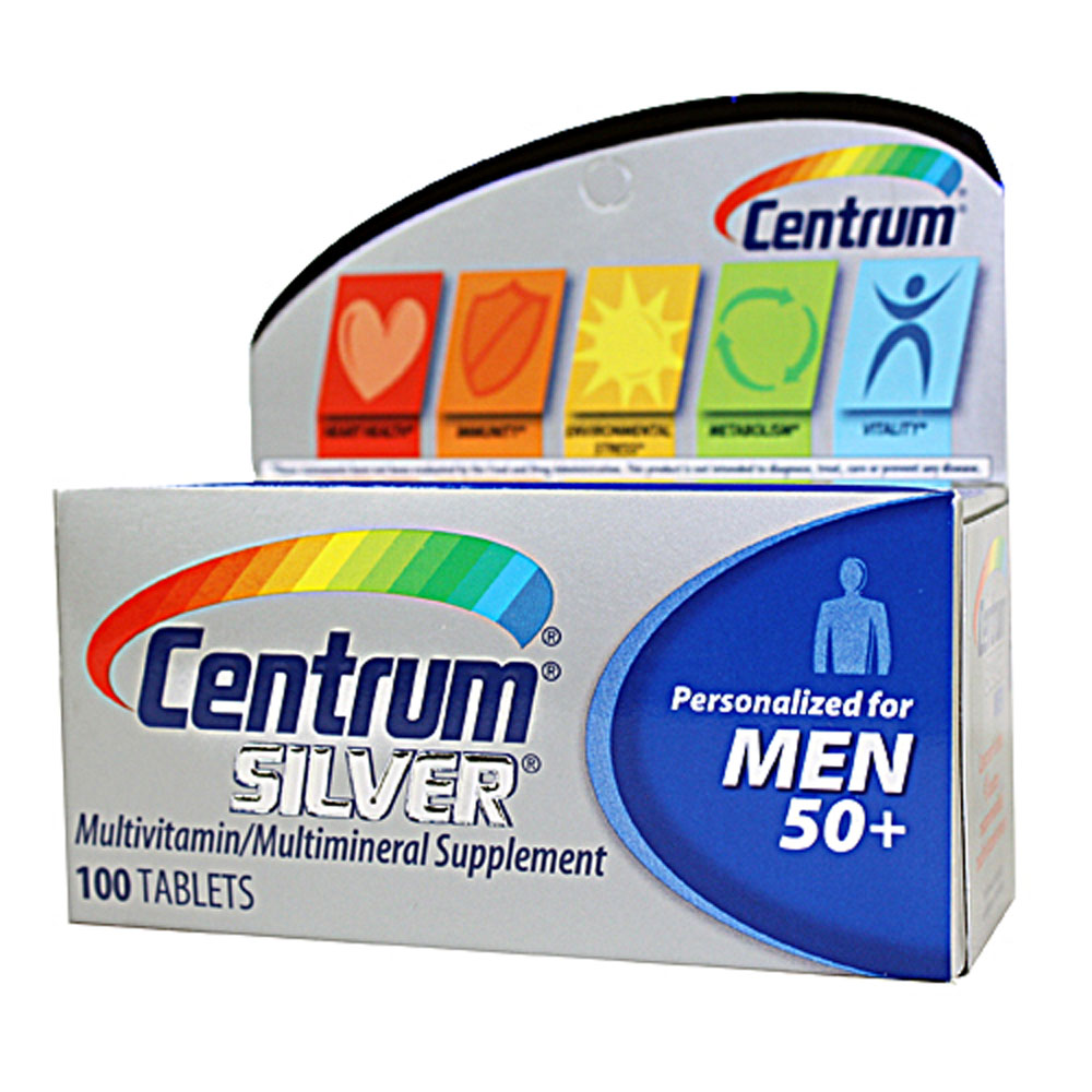 Centrum Silver Ultra Mens Multivitamin Tabets 300054758507 Centrum Products only $0.99 at Walgreens!
