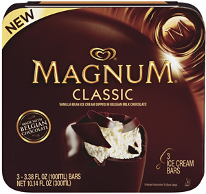 MagnumIceCream Magnum Ice Cream Bars only $1.49 at Target!