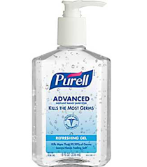 PURELL Advanced Hand Sanitizer FREE Purell Hand Sanitizer at Target!