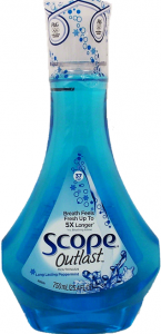 ScopeBlue 145x300 Scope Mouth Wash Only 77¢ at Walgreens! Starts 7/20