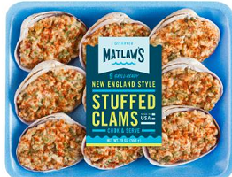 Stuffed Matlaws Seafood FREE Stuffed Matlaw's Seafood Product Coupon!