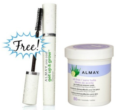 almay1 FREE Almay Mascara or Eye Makeup Remover at Walgreens!