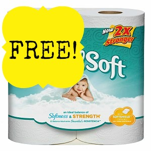 angel soft 4 pack 1 FREE Angel Soft Toilet Paper at Frys, Starting 7/23!
