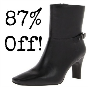 boot Bandolino Womens 7embellish Boot only $13.87 (reg $109)!!!