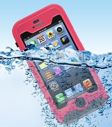 case Incipio Atlas Waterproof Ultra Rugged Case for iPhone 5/5s only $24.99!