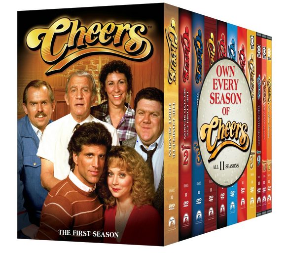 cheers Cheers: The Complete Series only $79.99 (reg $269.98)