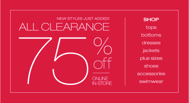 clearance Maurices: Save 75% Off Sale Items (Cheap Scarves, Tanks, and more)!!!
