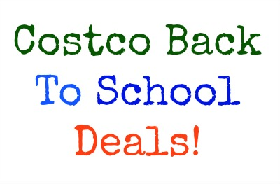 costco Costco Back To School Deals: $0.07 Pens, $0.87 Composition Books, and more!!!