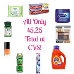 cvsdeal2 300x300 HOT CVS Deal: 20 Products for a Total of $5.25   Physicians Formula, Tide, Noxema & More!