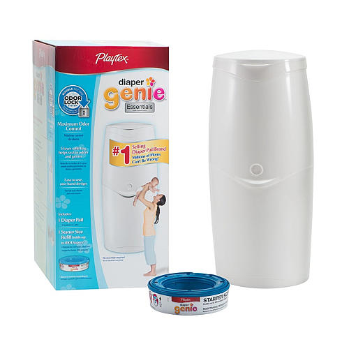 diaper genie *HOT* Free Playtex Diaper Genie Essentials Pail   Sams Club Members