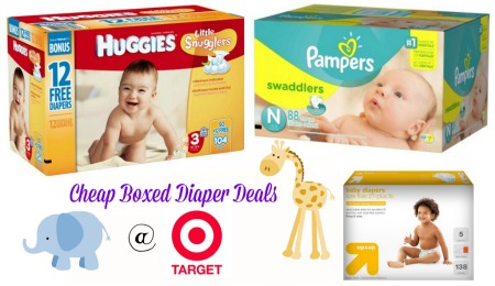 diapers target 1024x5921  Cheap Boxed Diapers from Up & Up, Huggies or Pampers at Target!