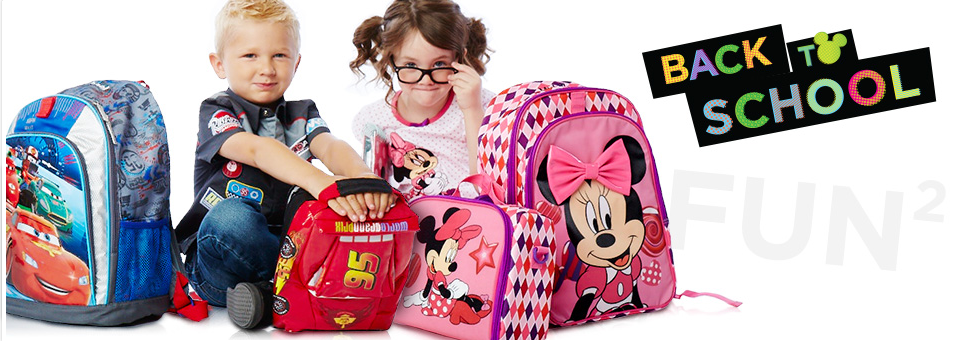 disney b2s Disney Store Back to School Sale: Backpacks only $15 and more!
