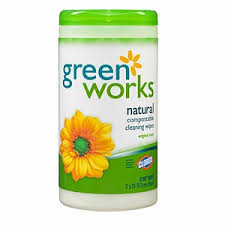 download 11 Clorox Green Works Cleaning Wipes only $0.61 at Target!