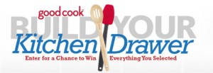 Good Cook Kitchen Drawer Sweepstakes - Win a Drawer Full of Good Cook Kitchen Gadgets, Contests, Giveaways, Sweepstakes, Prizes