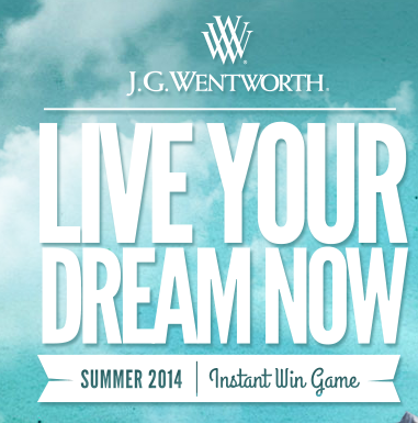 dream Live Your Dream Instant Win Game: TONS of Gift Cards (Amazon, Best Buy and more)!!!