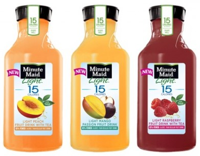 drink  Minute Maid Light Beverage only $1.94 at Kroger!
