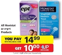 e.p.t rite aid FREE e.p.t. Home Fertility Kit or Ovulation Test at Rite Aid!