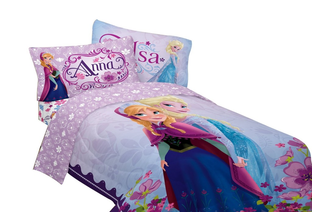 frozen twin comforter 1024x697 Disney Frozen Celebrate Love Twin Comforter only $26.99 (reg $70.99)