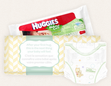 huggies FREE Samples of Huggies Diapers and Wipes!