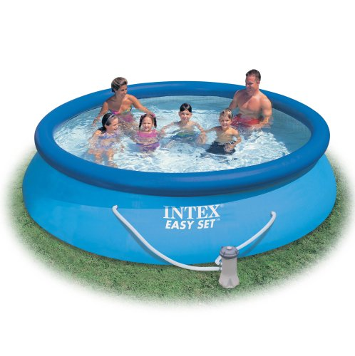 intex 12 30 pool Intex Easy Set 12 Foot by 30 Inch Round Pool Set only $69.95 (reg $129.99)