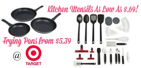 kitchentarget Chefmate Kitchen Utensils As Low As $.69 at Target!