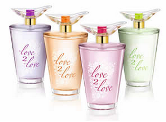 love FREE Love 2 Love Fragrance Sample!