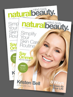 mag FREE Mini Natural Beauty Magazine!