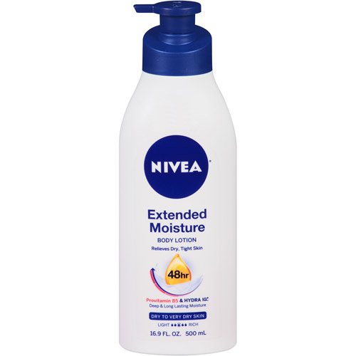nivealotion Nivea Original or Extended Moisture Lotion Only $1.63 at Target! TODAY ONLY