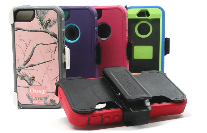 otterbox OtterBox Defender iPhone 5/5s Case only $14.99!