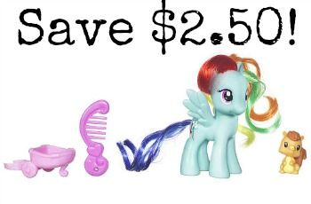 pTRU1 9156571dt1 My Little Pony Friends only $2.47 at Target!