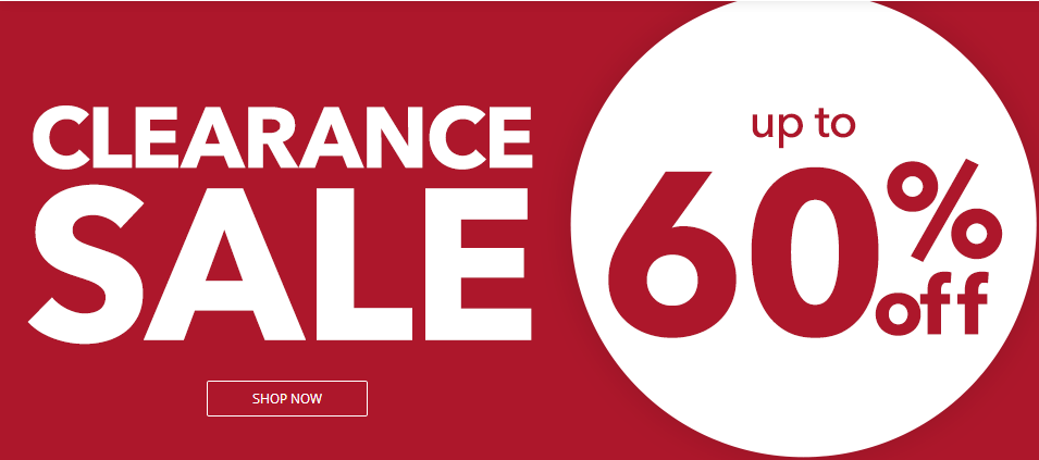 payless Payless Shoe Source: 60% off Clearance Sale + Extra 30% off!