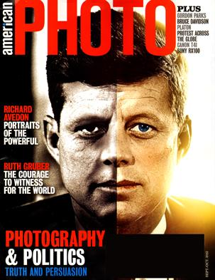 photo FREE 1 Year Subscription of American Photo Magazine!