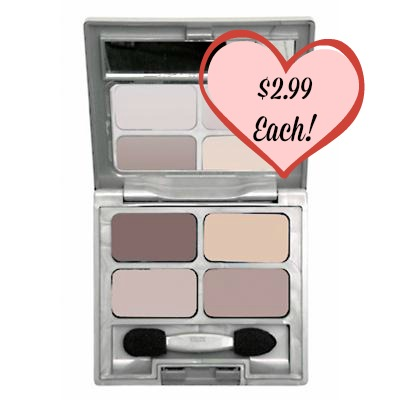 physiciansformula1 Physicians Formula Quad Eye Shadow Only $2.99 Each at CVS!