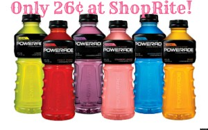 powerade 300x187 Powerade Only 26¢ at ShopRite   No Coupons Needed!