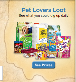 purina 40,000 FREE Purina Pet Products Coupons!