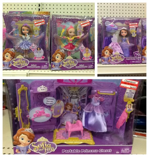 sofiathefirst1 Target Toy Clearance: Up to 50% Off Sofia the First, Hot Wheels, Leap Frog, and More!