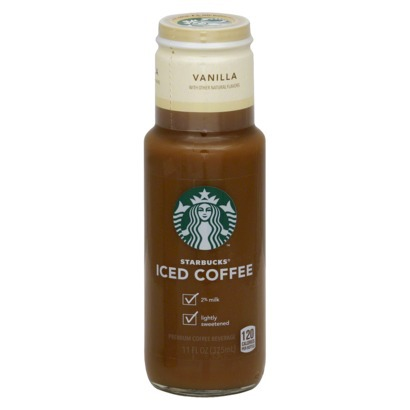 starbucks iced coffee Starbucks Iced Coffee Only 50¢ at CVS!