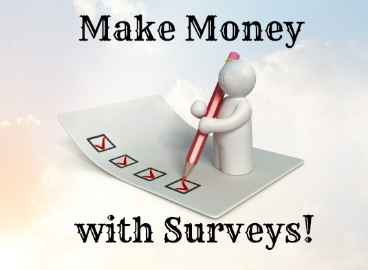 survey Make Money from Home by Taking Surveys!