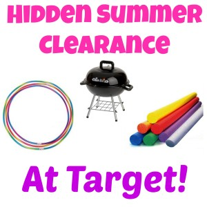targetclearance 300x300 HOT! Hidden Target Summer Clearance: Grills, Toys and More!