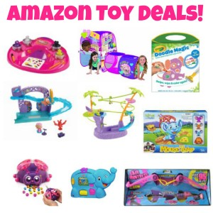 LOTS of Awesome Toy Deals on Amazon - Crayola Doodle Magic, Elefun, Uno Blast & More, Amazon Toy Deals, Price Drop, Games, Playsets