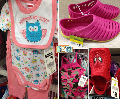 Dollar General Save 70 Off Yellow Dot Summer Apparel And Shoes Ends Tomorrow