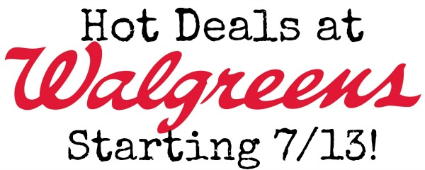 walgreens logo11 HOT Deals at Walgreens on Sally Hansen, Blistex, Right Guard, and More!