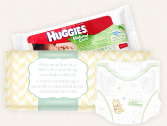 wipes FREE Samples of Huggies Diapers and Wipes!