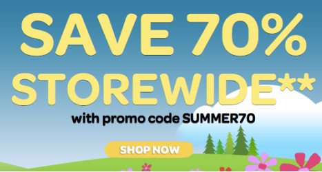 70 CrayolaStore.com: Save 70% Off With Promo Code!